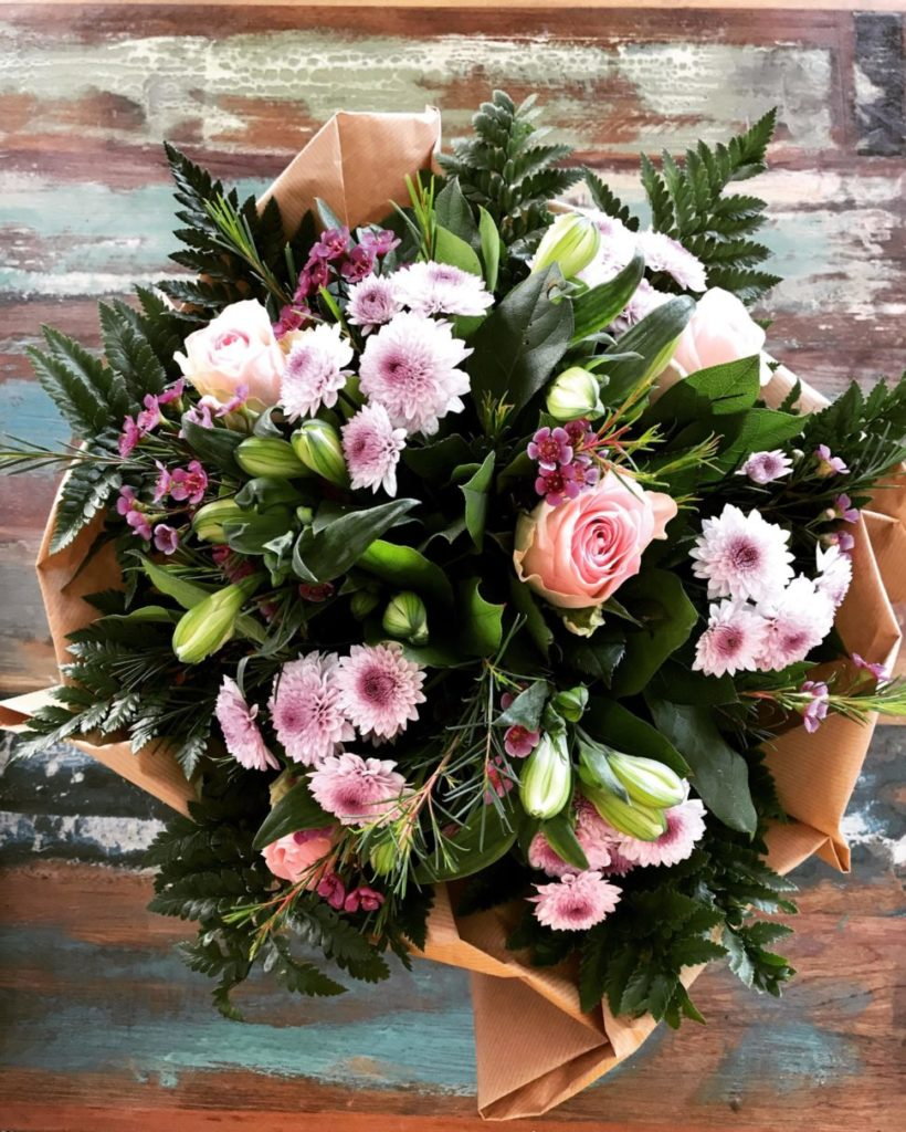 Choisir une belle vie ? aussi belle qu'un bouquet de fleurs